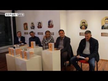 Nevesinje: Promovisana knjiga 'Priče iz ratomira' (VIDEO)