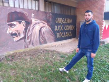 Vijek slobode: Murali oslobodilaca krase Foču