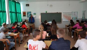 Gacko:Održano predavanje o prevenciji vršnjačkog nasilja