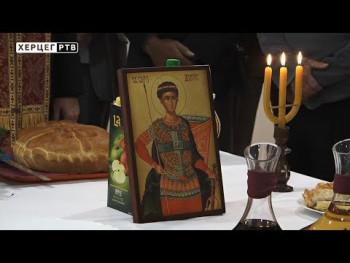 Trebinje: Boračka organizacija obilježila Mitrovdan (VIDEO)