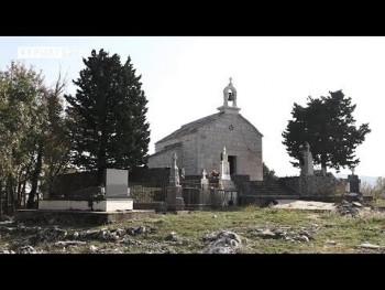 Otkrivena ktitorska grobnica u srednjovjekovnoj crkvi u Mesarima (VIDEO)