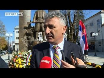 U Nevesinju obilježen Mitrovdan (VIDEO)