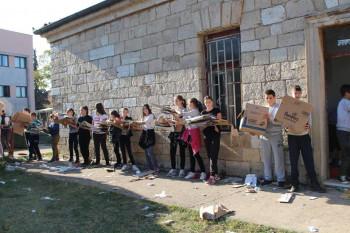 Bilećki osnovci u akciji 'Reciklaža nije gnjavaža' (FOTO)