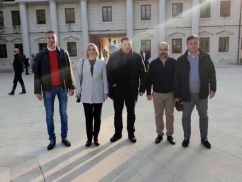 Dodik: Ključni projekat dovođenje banjske vode cjevovodom do Andrićgrada i šire