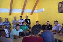 Ratni veterani Nevesinja razgovarali sa vladikom Grigorijem