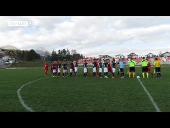 Ekipa 'Mladost' savladala 'Velež' u Nevesinju (VIDEO)
