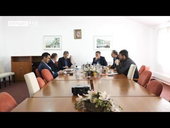 Potpisan sporazum o reprogramu duga 'Vodovodu' Bileća (VIDEO)