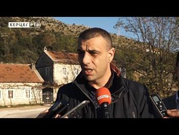 Trebinje: Riješen problem vodosnabdijevanja Zasada, Mostaća i Dražin Dola (VIDEO)