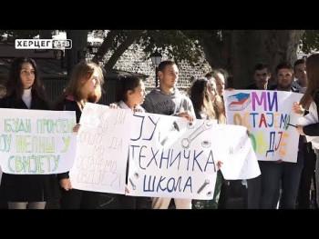 Trebinje: Obilježen Međunarodni dan srednjoškolaca (VIDEO)