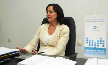 Radmila Čičković novi pomoćnik ministra finansija RS