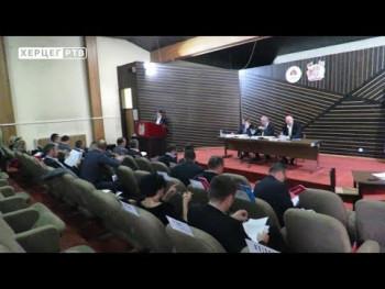 Nevesinje: Odbornici većinom glasova usvojili rebalans budžeta za 2018. godine (VIDEO)