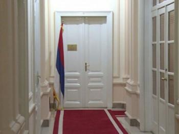 Vraćena zastava Srpske ispred kabineta predsjedavajućeg Predsjedništva BiH