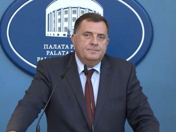 Dodik: Ništa me ne može pokolebati da štitim interese Republike Srpske