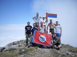 """Kroz maglu i prašumu: PD """"Koritnik"""" na vrhu Maglića"""