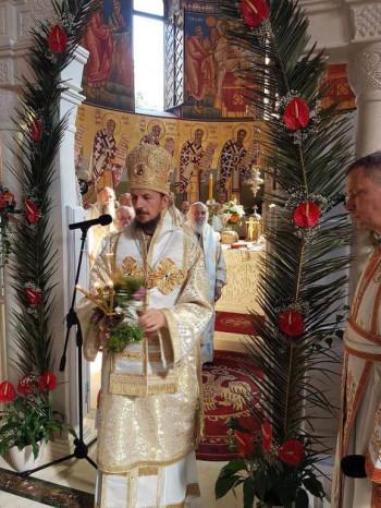 Bileća: U nedjelju prva liturgija novoizabranog episkopa Dimitrija u Sabornom hramu 'Svetog Save'