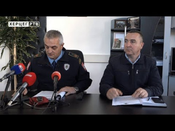 Uhapšena dva lica, riješena četiri slučaja paljevine automobila (VIDEO)