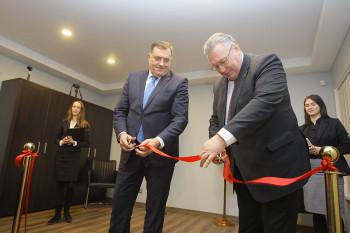 Otvoreno Trgovinsko predstavništvo Srpske u Sankt Peterburgu