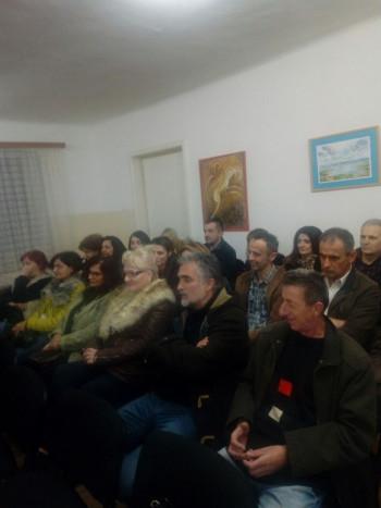 Književno veče Vesne Kapor u Narodnoj biblioteci 'Vladimir Gaćinović' u Bileći