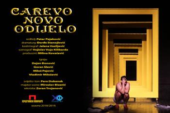 Predstava 'Carevo novo odijelo' u subotu pred trebinjskom publikom