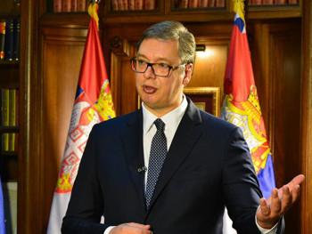 Vučić: Satjerani smo u ćošak