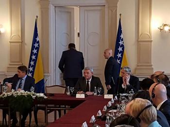 Dodik napustio sastanak sa delegacijom Savjeta za sprovođenje mira
