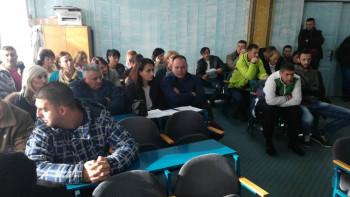 Gacko: Radnici komunalnog preduzeća i Vodovoda i dalje traže svoja prava