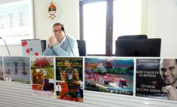 Udruženje 'Kulturni centar Bileće' realizuje projekat 'Mobilnost mladih 2 - omladinsko organizovanje'