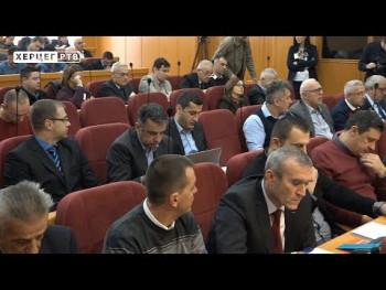 Trebinje: Usvojen budžet u iznosu od 27.887.000 KM (VIDEO)