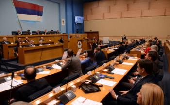NSRS: Konstituisani odbori, komisije i radna tijela