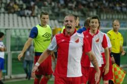Pazi, Voša gazi: Sampdorija - Vojvodina 0:4