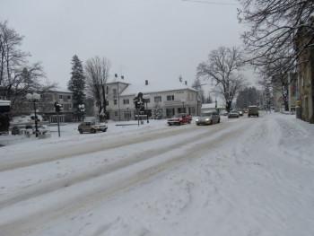 U Nevesinju jutros snijeg