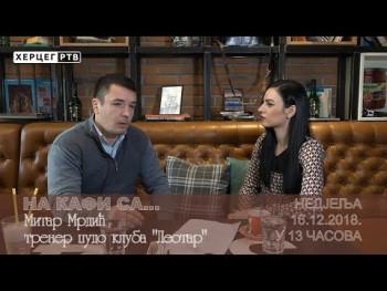 NAJAVA: NA KAFI SA... Mitrom Mrdićem (VIDEO)