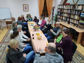 Narodna biblioteka Trebinje: Organizovano druženje sa najaktivnijim članovima