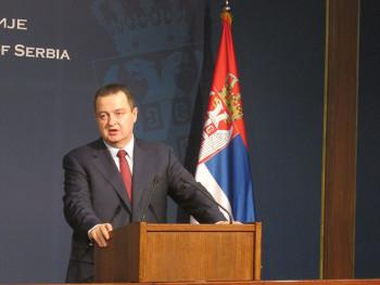 Dačić: Poštovati Rezoluciju 1244 i demilitarizovati Kosmet