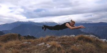 Ljubav prema vježbanju i prirodi spojio u zadivljujuće kadrove (FOTO)