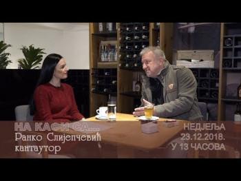 NAJAVA: NA KAFI SA... Rankom Slijepčevićem (VIDEO)