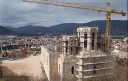 Ponovo počeli radovi na obnovi Saborne crkve u Mostaru