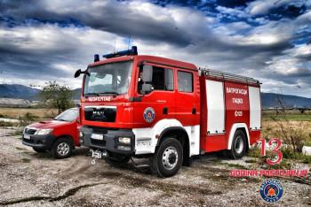 Gatački vatrogasci - heroji  tokom cijele godine