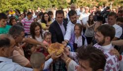 Proslavljen 16. Svesrpski narodni sabor Nadanići 2015
