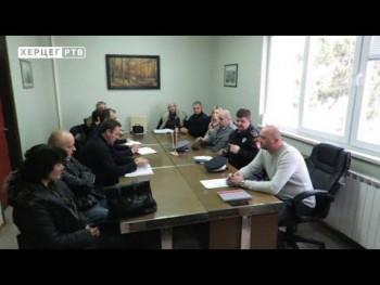 Nevesinje: Održan sastanak Foruma za bezbjednost zajednice (VIDEO)