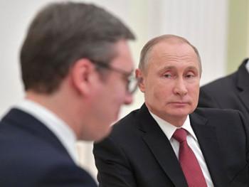 Шта ће Путин све радити у Србији