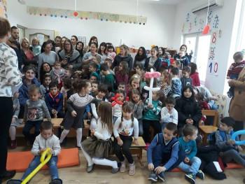 Berkovići: Djed Mraz obradovao djecu u vrtiću (FOTO)