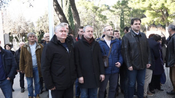 Saša Borjan kandidat opozicije za gradonačelnika Trebinja
