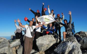 Sedam decenija pohode planinske visove