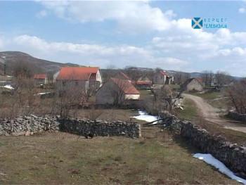 Bileća: Izgradnja vodovoda u selu Baljci na proljeće