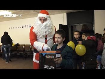 'Pišem pismo Djeda Mrazu': Pošte Srpske nagradile autore najljepših pisama (VIDEO)
