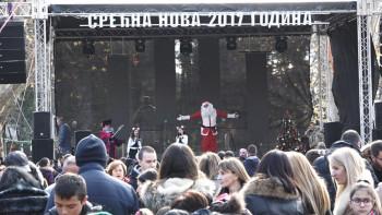 Trebinje: Stigla dječija Nova godina (FOTO)