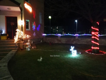 Gordana Aćimović i butik 'Cecily' napravili najljepšu novogodišnju dekoraciju