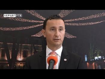 Ćurić građanima Trebinja poželio dobro zdravlje (VIDEO)