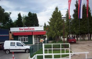 Nevesinje: Zatvoren pogon 'Swisslion -a'